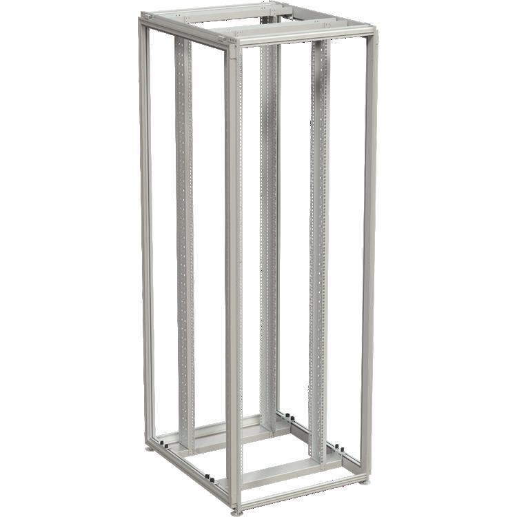 Configure seu rack a partir da estrutura aqui!